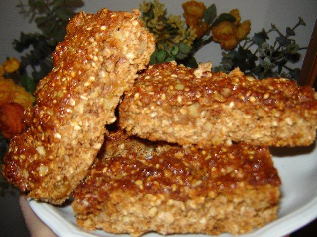 d791d7a8d799d790d795d7aa d792d7a8d7a0d795d79cd794 - עוגיות גרנולה בדבש ופירות יבשים