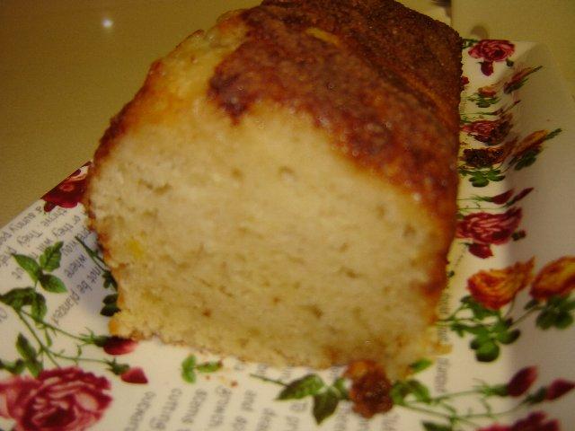 1 - עוגת קינמון מייפלית