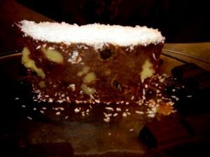 שוקולד 1 - עוגת שוקולד והפתעות-קפואה (שיש)