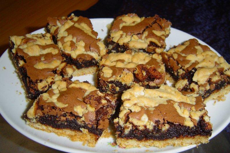 1 126725324 - עוגת מוס שוקולד אפויה