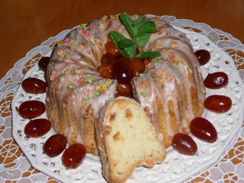 הדר ש712 - עוגת קליפות הדרים