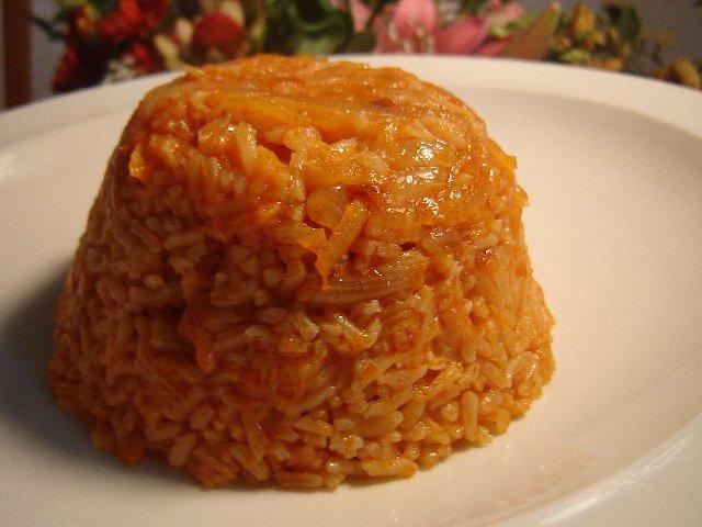 1אדום - אורז אדום בלי תוספות