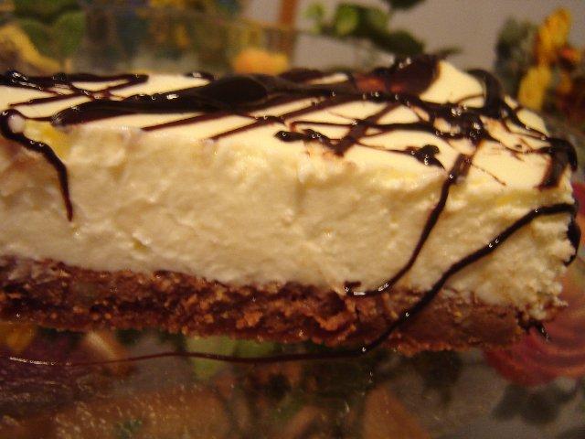 d792d791d799d7a0d794 d791d7a8d790d795d7a0d799d799d7991 - עוגת גבינה אפויה על בסיס בראוניס