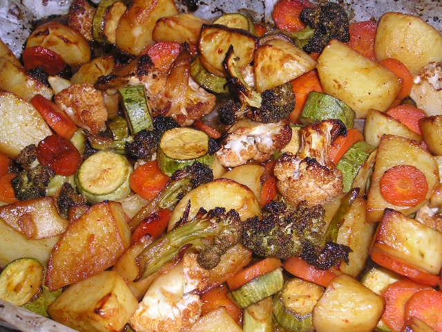 d790d7a0d798d799d7a4d7a1d798d799 pimpf1 - ירקות קלויים ארומטיים