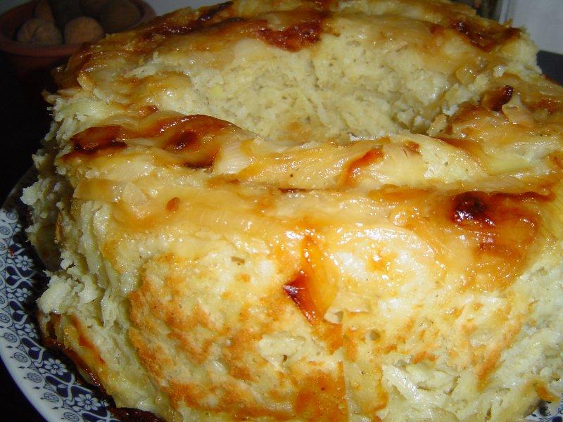 d791d795d791d7a2d79cd794 - בובעל'ה - עוגת תפוחי אדמה בשמרים