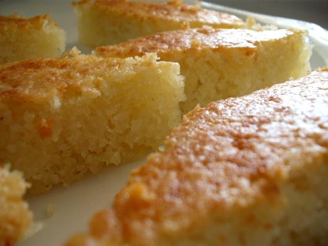 d7a1d795d79cd7aa33 2 2 - עוגת תפוזים סולת וקוקוס - של ארומה