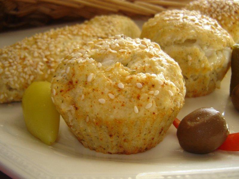 שמיר - מאפינס גבינה שום ושמיר