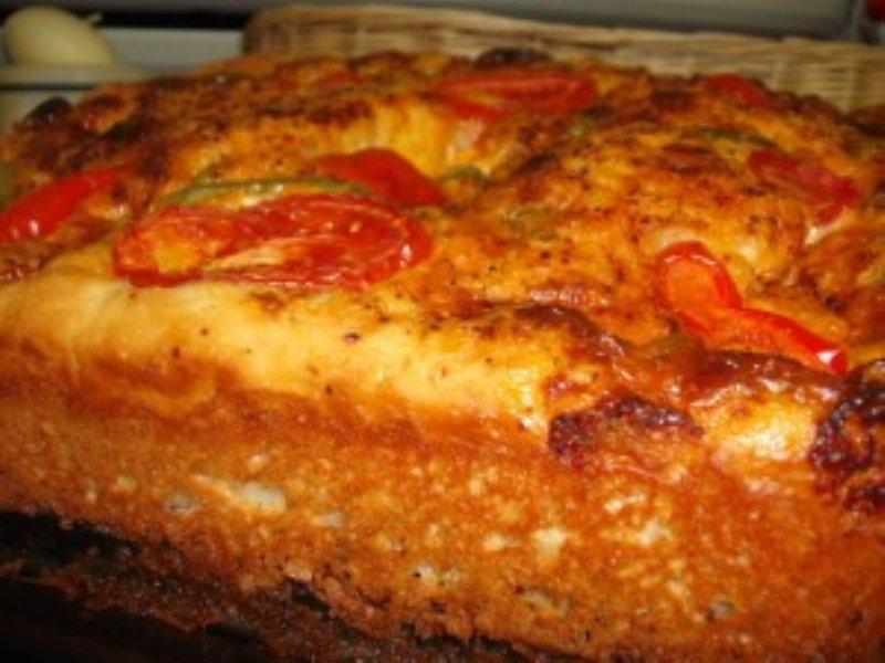 פיצה 800x600 - עוגת פיצה שיש בלי שמרים