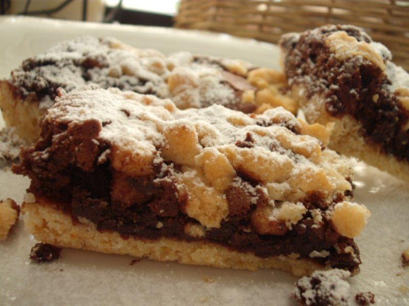 d7a1d7a0d799d7a7d7a8d7a1 800x600 1 - עוגת מוס שוקולד סניקרס – אפויה