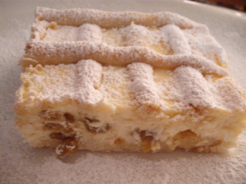 DSCF3638 800x600 - עוגת גבינה שתי וערב