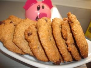 d797d79ed790d7aa 800x600 300x225 1 - עוגיות שיבולת שועל חמאת בוטנים ושוקו צ'יפס