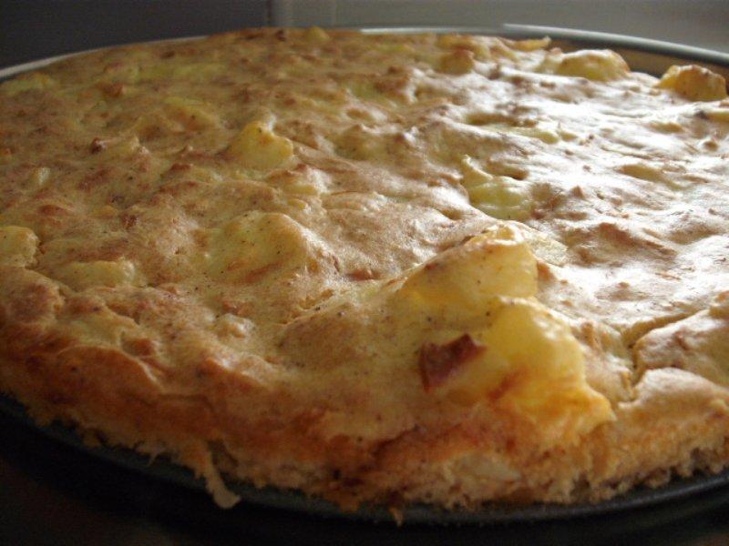 dscf5459 800x600 - מאפה תפוחי אדמה עם שמנת ובצל