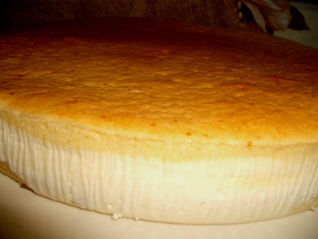 DSCF8061 - עוגת גבינה גבוהה וחגיגית