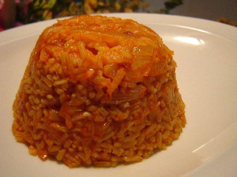 2 800x600 - אורז אדום בבצל גזר ועגבנייה
