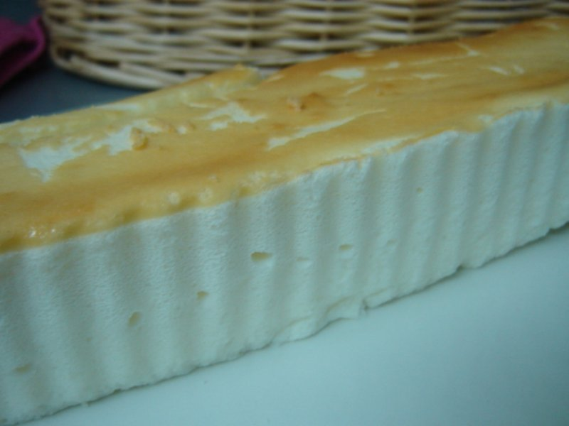 של עוגת גבינה שומרי משקל - עוגת הגבינה של דודו חמוד