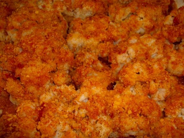 dscf7615 1 - כרובית מעוכה וזהובה בתנור