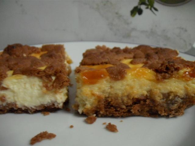 DSCF8651 - עוגת גבינה שוקולית