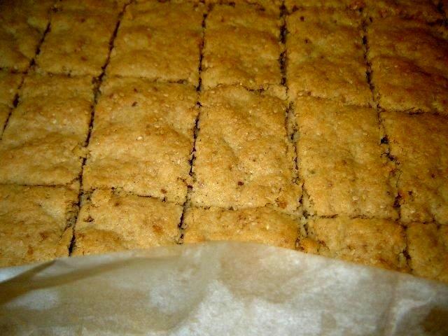 d7a9d795d79ed7a9d795d79d d790d79ed790 - עוגיות שומשום נוסטלגיות
