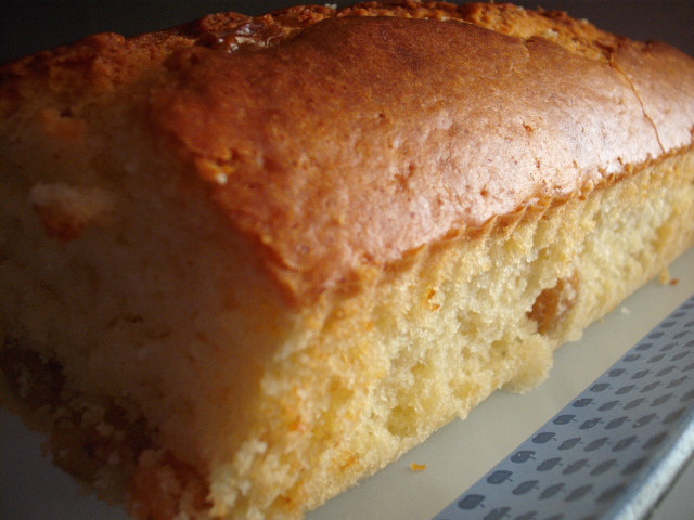 dscf7812 - עוגת לימון שמנת וצימוקים פרווה