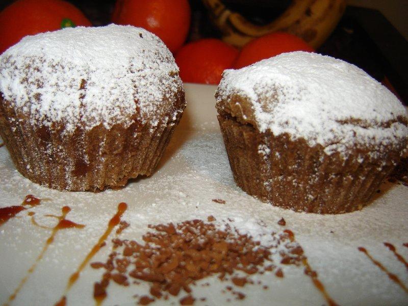 תמר 33 - מאפינס שוקולד קפה ותמר - פרווה