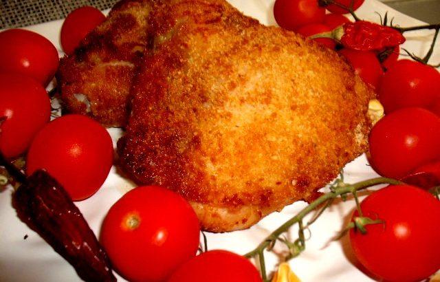 עוף 640x410 - עוף זהוב טעים לפסח אפוי בתנור