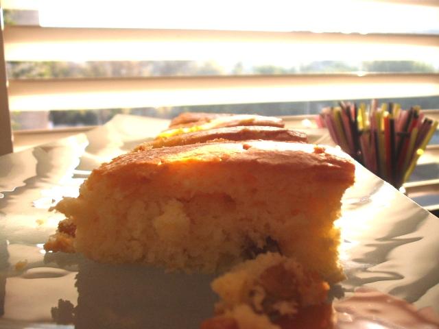 DSCF8227 - עוגת מיץ וגבינה