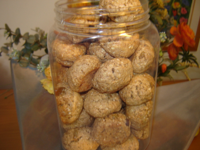 צימוקים - דובשניות טחינה ודבש