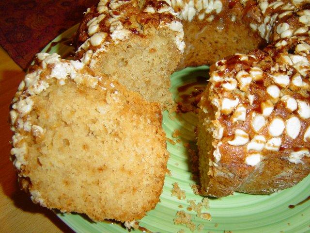 d793d791d7a9 d7aad7a4d795d796 - עוגת דבש הדרים ושוקולדצ'יפס לבן