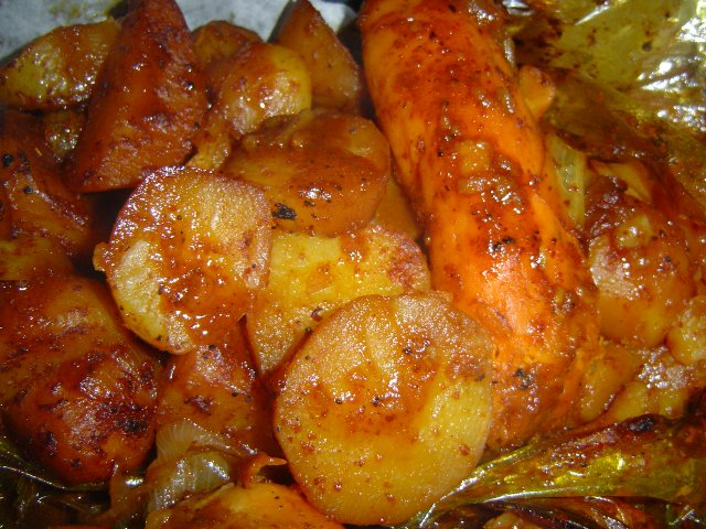 "d7a7d795d7a7d799 6 - עוף ב""קוקי"" עם תפוחי אדמה"