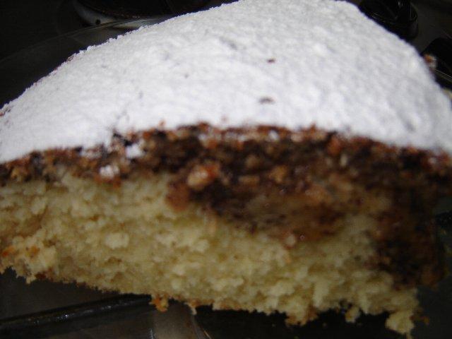 d7a7d795d7a7d795d7a1d799d7aa d791d7a4d7a8d792 - עוגת שיש קוקוסית עם פרג