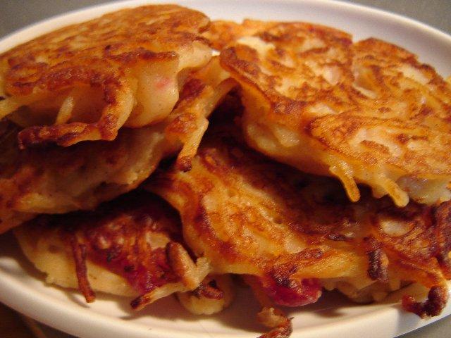 d79cd791d799d791d795d7aa d79ed7aad795d7a7d795d7aa d792d791d799d7a0d794 - לביבות גבינה מתוקות עם ספגטי