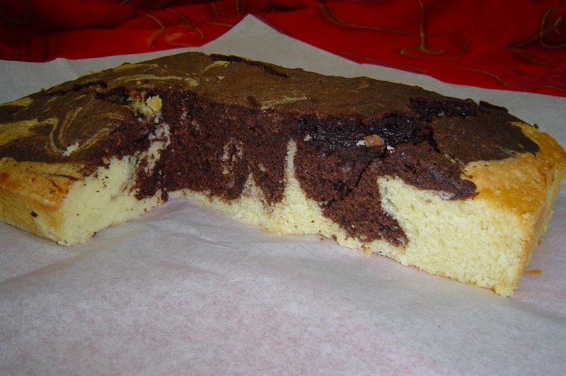 d7a9d797d795d7a8 d795d79cd791d79f - עוגת שיש קלאסית