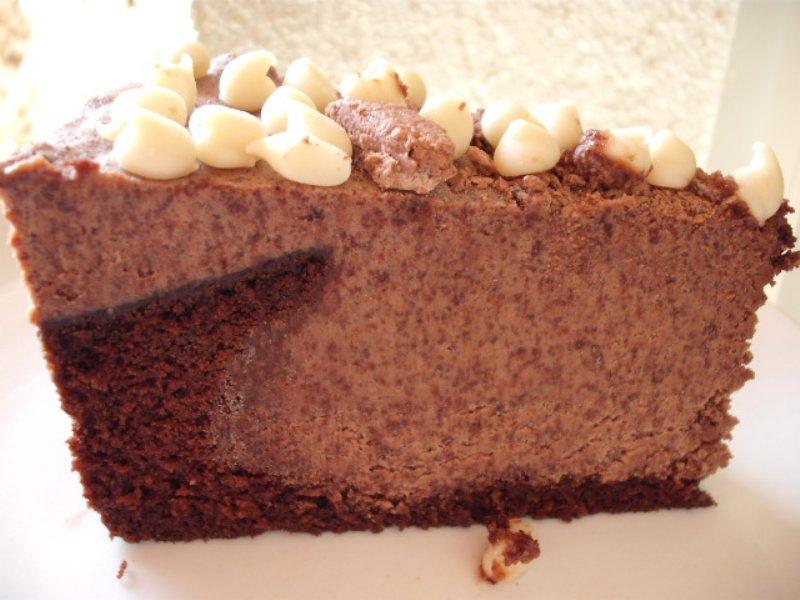 d79bd795d7a9d799d7aa d792d79cd799d793d794 - עוגת שוקולד עם גלידה