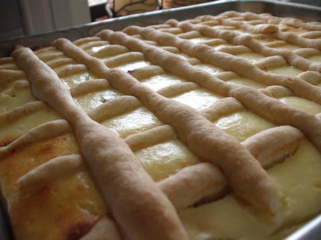 dscf3619 - עוגת גבינה שתי וערב
