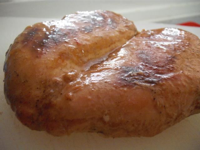 dscf5306 - חזה עוף פרפר בתנור