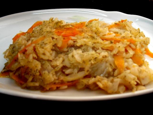 dscf8217 - פשטידת אורז מלא