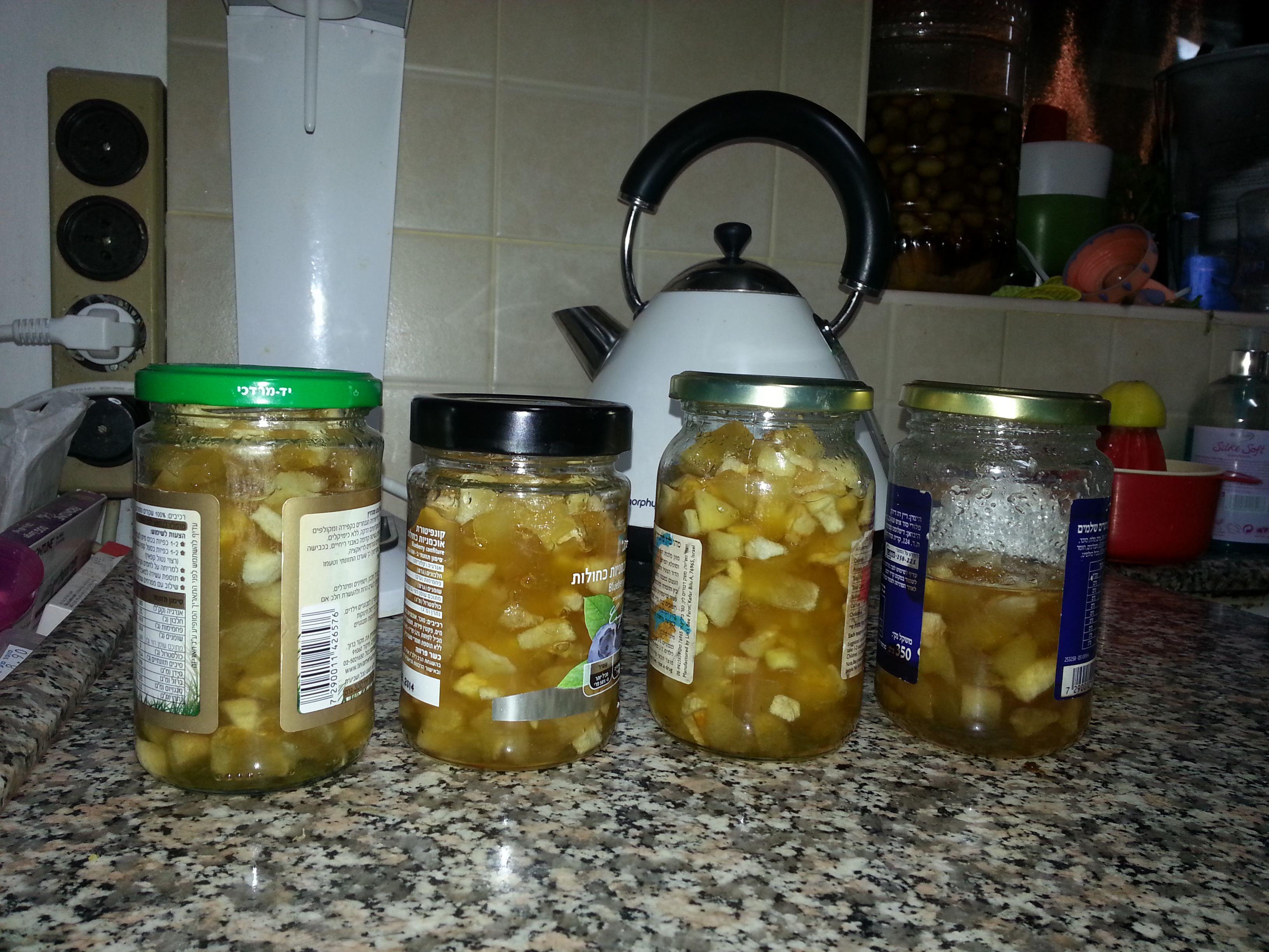 d7a8d799d791d7aa d7aad7a4d795d797d799d79d - קונפיטורת תפוחים