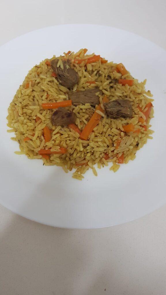 מיריק 576x1024 - תבשיל בשר ואורז