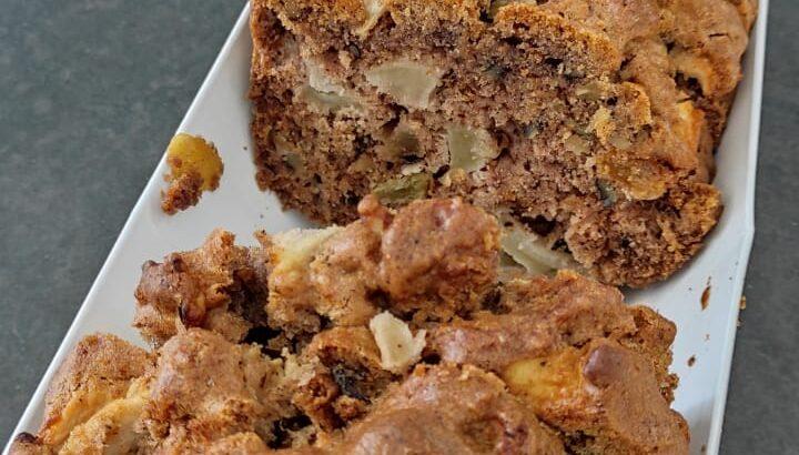 מופחת סוכר 1 720x410 - עוגת תפוחים עשירה מופחתת סוכר