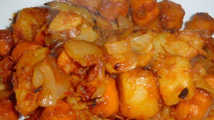 טבעול ותפוחי 1 730x410 - ארוחת שאריות חמה וטעימה