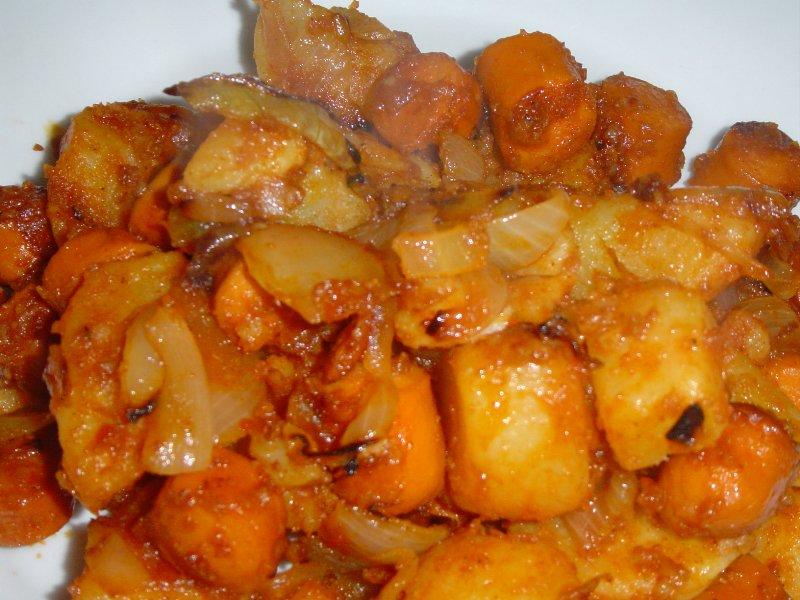 טבעול ותפוחי - ארוחת שאריות חמה וטעימה