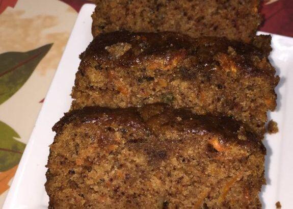 טעימה 1 575x410 - עוגת שוקולדצ'יפס נהדרת עם גזר