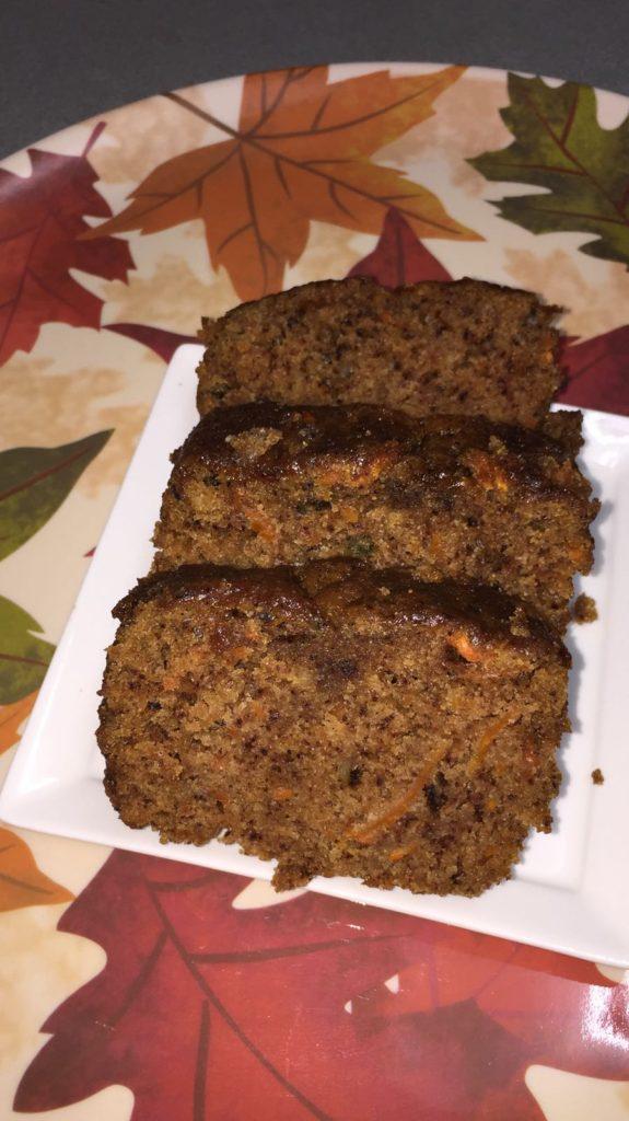 טעימה - עוגת שוקולדצ'יפס נהדרת עם גזר