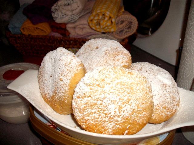 dscf8497 - עוגיות גבינה עם קוקוס